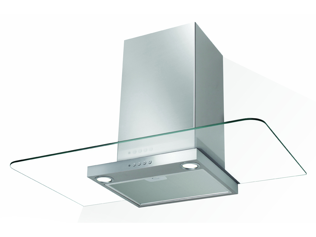 FABER NICE 60 CM RVS/GLAS
