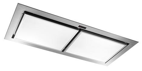 AXIAIR ALEDO C700-LA 12060 Inbouwafzuigkap RVS