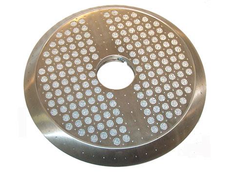 GUTMANN VETFILTER RVS 35 CM ROND
