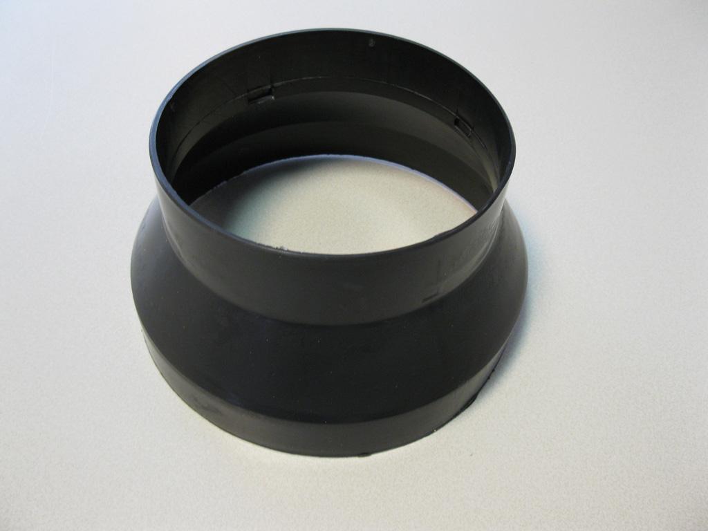 VERLOOPSTUK 150-125 MM
